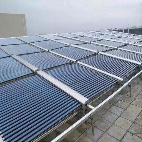 太阳能热水器受欢迎的几个原因
