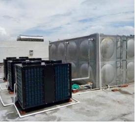 空气能热水器有几款?工作原理是一样吗?