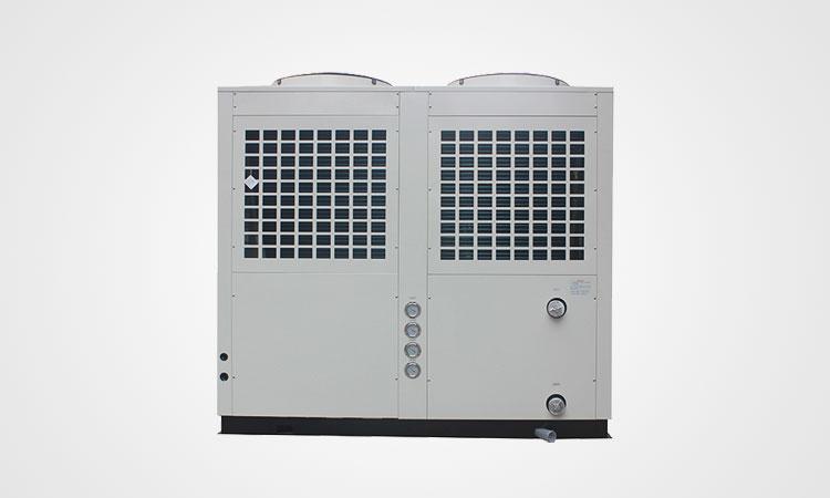 空气源热泵采暖高效节能